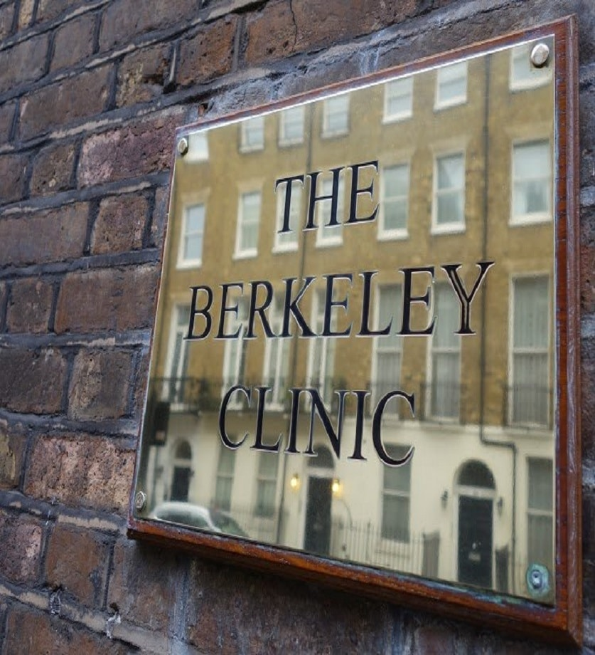 The Berkeley Clinic London