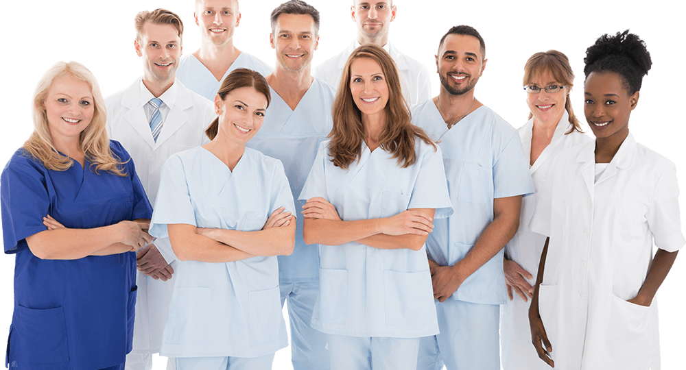 cosmetic surgery team