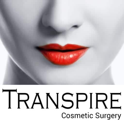 transpire cosmetic surgery logo cropped
