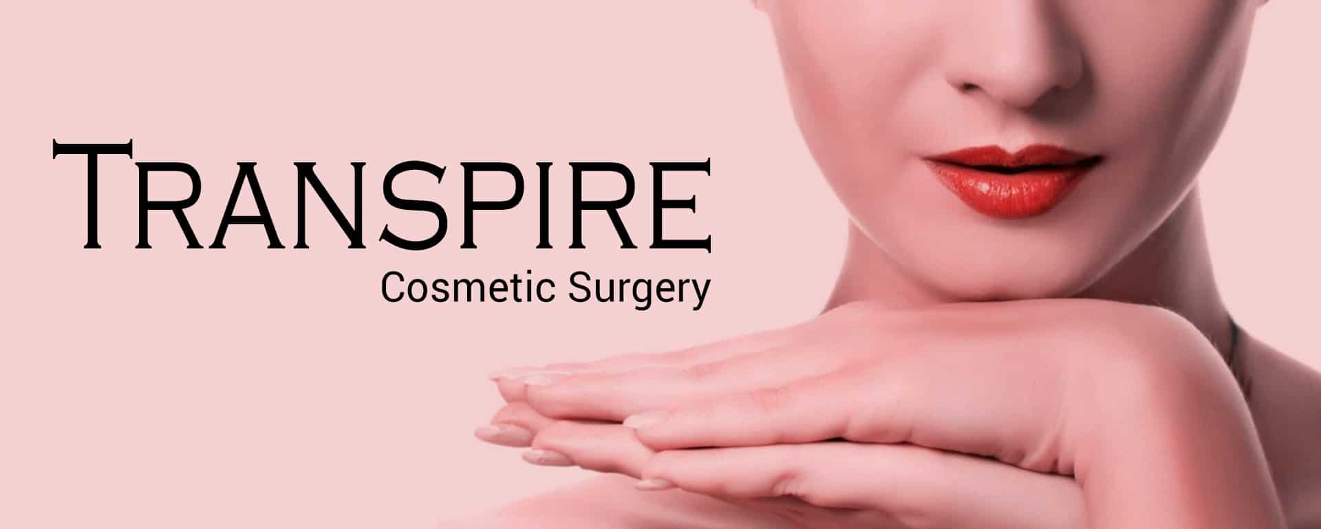 transpire cosmetic surgery